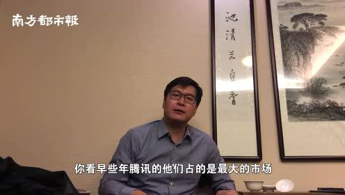 姚劲波谈创业十五年:本觉得自己是年轻人,已成中年创业者