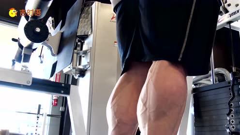 """健美界的""""消防员"""",体重达到258斤,腿部肌肉似""""钢铁""""简直逆天!"""