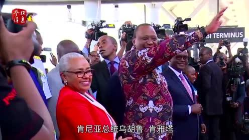 感谢你,中国!中企在非洲承建的这项大工程获赞