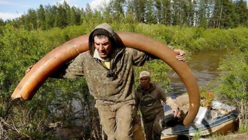 西伯利亚挖尸人,年收入达到上千万,却少有人敢去挑战