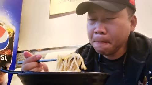 徐州户部山市场吃的晚饭,牛肉板面12元,汉文化节漂亮汉服小姐