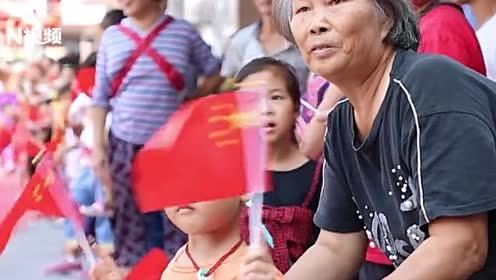 喜庆!珠海这条村600多名出嫁女集体回娘家,真热闹!