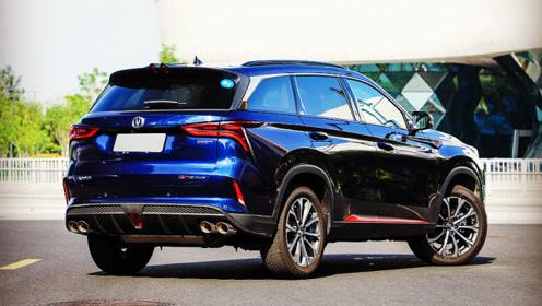 最值得买的国产SUV!上市45天,订单突破3万,家用买它就对了!