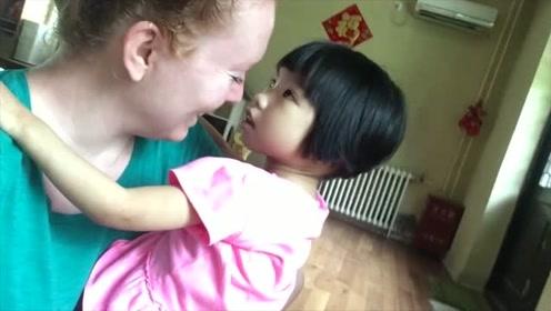 孤儿院孩子被领养后续,残疾和病痛都没人嫌弃,大爱啊