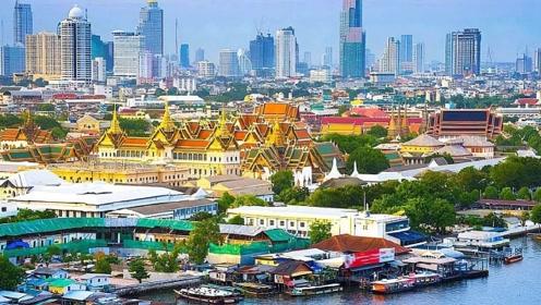 世界上名字最长的城市,竟然是泰国的首都,很多人一口气都读不完