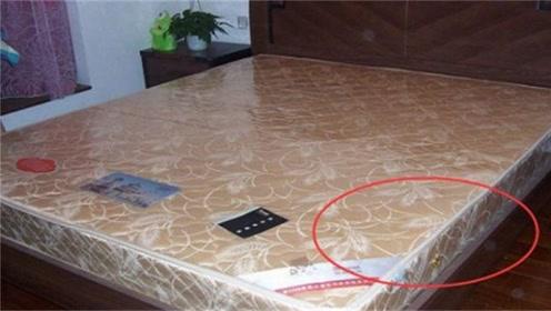 新买床垫的薄膜要不要撕掉?家具老板说出真相,很多人都错了