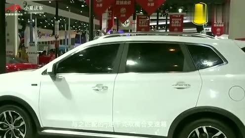 售15.98万元,荣威RX5智联网钛金版上市