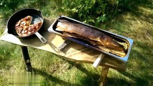 最原始都得烤箱是什么样子的?网友:看得肚子都饿了
