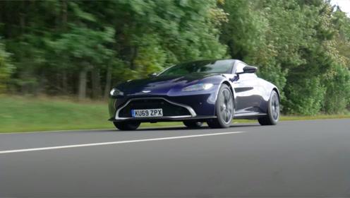 Cars01中文字幕丨阿斯顿·马丁Vantage AMR试驾测评