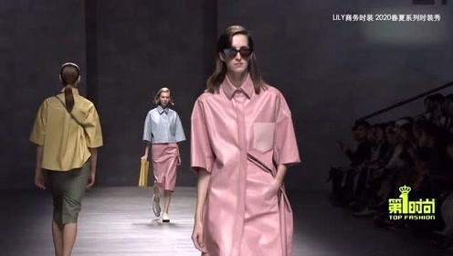 第1时尚-上海时装周引爆2020春夏 跨界联名显现中国设计力量实力
