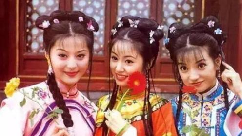 还珠格格:4位女主的现状,一人已上天堂,三人火遍全国