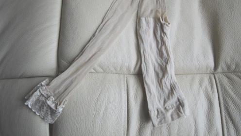赶紧在被子上放一条丝袜,简单实用,女性朋友都抢着学,涨知识了