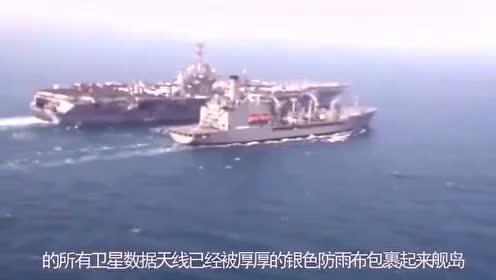 涂涂刷刷!国产航母甲板忙碌一片,网友:打扮好了亮相海军节