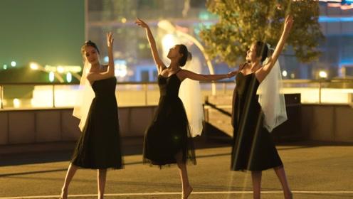 中国舞演绎王菲经典歌曲《矜持》,情到深处舞更妙!
