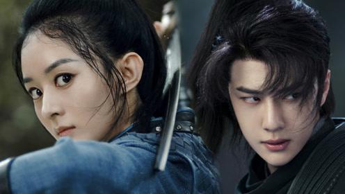 赵丽颖《有翡》预告网友差点认不出,男主王一博却两幅面孔?