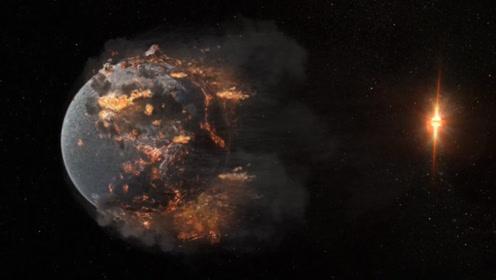 中子星接近能有多可怕?吸碎地核地壳,连岩浆都吸走!