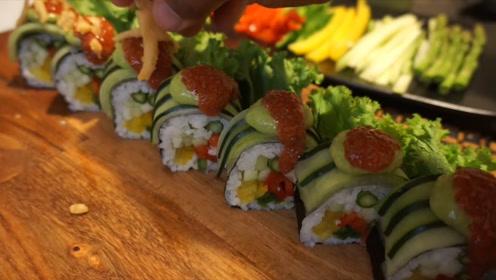 香菜成为日本的国菜:居民做出各种香菜美食,甚至还有香菜温泉!?