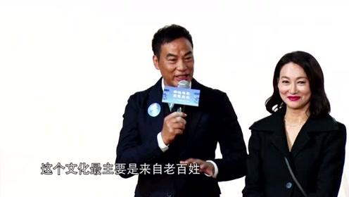 香港主题电影展盛大开幕 任达华惠英红齐亮相