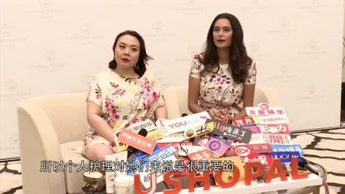 超模艾玛带品牌入驻中国 布鲁斯威利斯携爱妻甜蜜现身