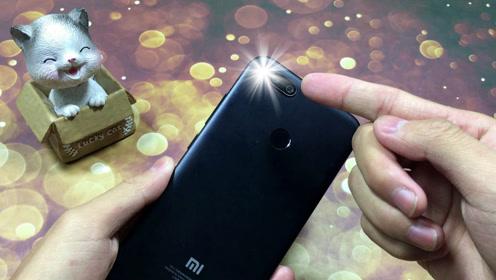 教你一招,让安卓手机秒变来电闪光灯,和苹果手机一样