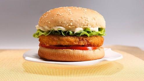 一万多块钱的汉堡你吃过吗?咬下一口,满嘴都是金钱的味道
