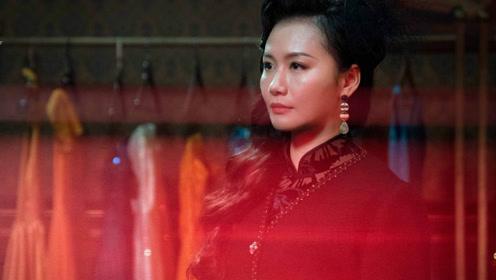 王婉娟《惊蛰》中扮上海滩交际花,国民嫂子还演过赵丽颖母亲?