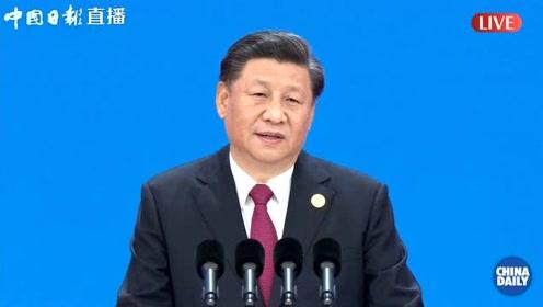 习近平:大江大河奔腾向前的势头是谁也阻挡不了的