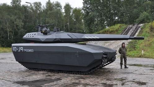 """世界首款""""隐身""""装甲车问世,伪装技术成亮点,美国也造不出来"""