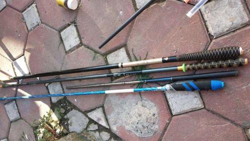 为什么鱼竿长度不是整数米长呢?