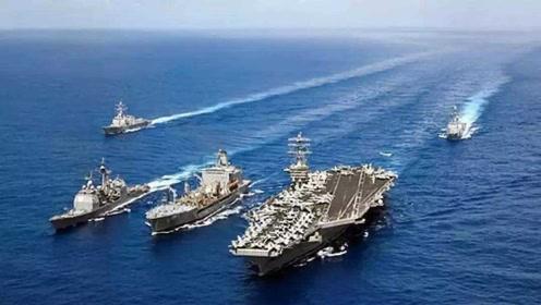 56国军舰抵达作战海域,伊朗紧急进入一级战备,俄:局面要失控