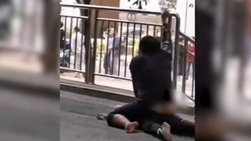 长沙9岁男童小区内疑遭精神病人殴打致死  涉事男子被警方控制