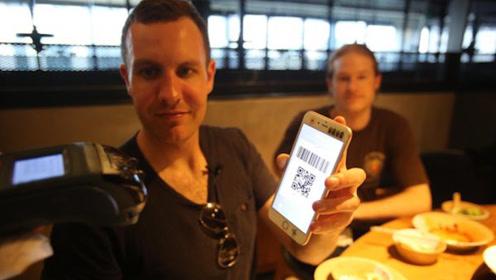 支付宝国际版来啦!外国游客无需中国账号也能手机支付
