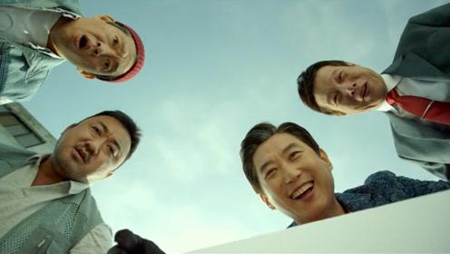 几分钟看完韩国犯罪片,手撕僵尸的人都敢惹,一人捣毁坏人据点