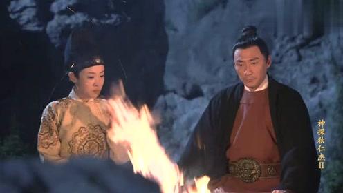 如燕偷偷跟踪李元芳,被发现后竟还抱怨起狄仁杰,小模样真逗!