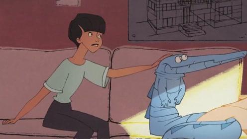 女孩子被鳄鱼缠上了,总是被破坏好事,原来鳄鱼就是她的心病!