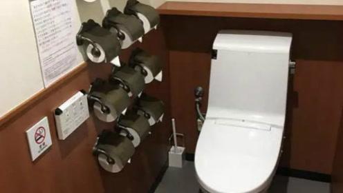 为何日本的厕纸都薄到透明?三格厚度还不及中国一格,确定能用吗?