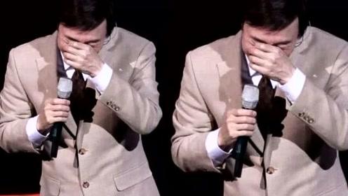 费玉清哽咽告别最后的舞台 为歌唱生涯画上休止符