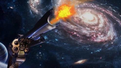 在太空中开一枪子弹会飞到哪里?看完涨知识,答案比想象中复杂