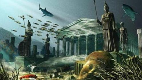 日本海发现水下宫殿,考古家:这是太平洋沉睡万年的超强古国