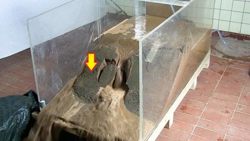 如果大坝长期不泄洪,会有什么后果?看完这个模拟实验,你就懂了