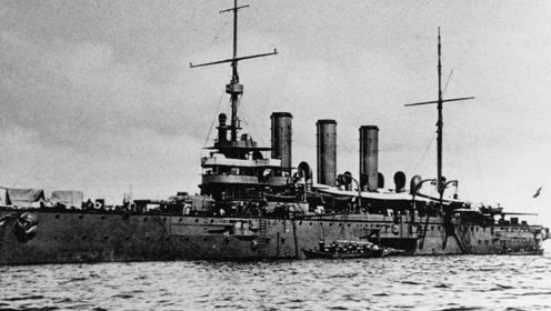 """尴尬!被自己人击沉的澳大利亚""""堪培拉""""号重巡洋舰,名字有""""诅咒""""?"""