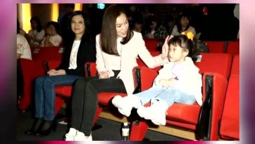 郭台铭与小24岁爱妻现身,郎才女貌气质优雅,同为5岁女儿庆生