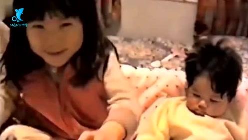邓紫棋儿童时期就很爱唱歌,唱歌哄妹妹超萌,妈妈和她声音竟一模一样