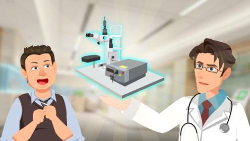 针扎眼白?激光烫眼?手术切割玻璃体?谁才能安全有效治糖网?