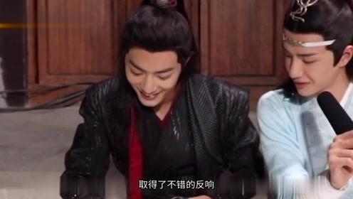 王一博机场偶遇肖战,大喊:你怎么在这?肖战的回答太搞笑了