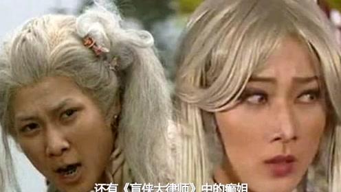 明明很好看却要扮丑的女星 阿SA头发似枯草