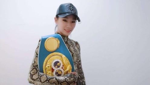 中国最强女拳手,一拳让日本拳王从此退役,连泰森都请求合照留念
