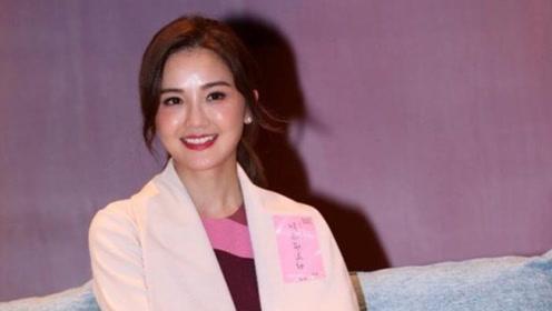 她是陈伟霆前任,被张智霖催婚10年,如今迷倒上亿太子爷