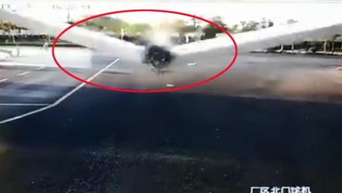 芜湖轨道交通1号线轨道梁侧翻致1人受伤 现场画面曝光