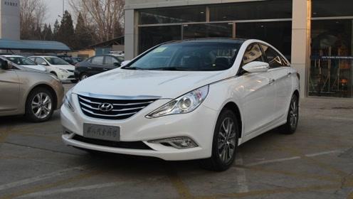 韩系新款现代索纳塔上市,起售价17万,自动变速箱性能领先